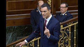 Sánchez amenaza a Ciudadanos tras el rifirrafe con Rivera