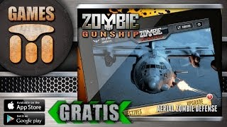 ZOMBIE GUNSHIP - Iphone/ Ipod / ipad / Android