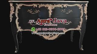 Chest Of Drawer | Classic Wardrobe| Jepara Furniture | Indonesia Furniture | Ajf | 2019