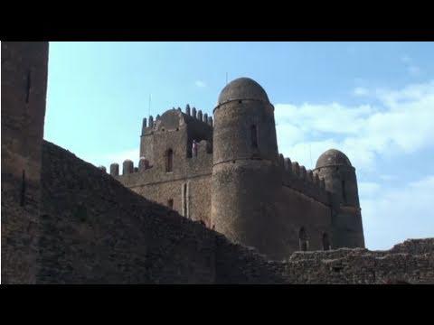 Visit of Gondar (Ethiopia)