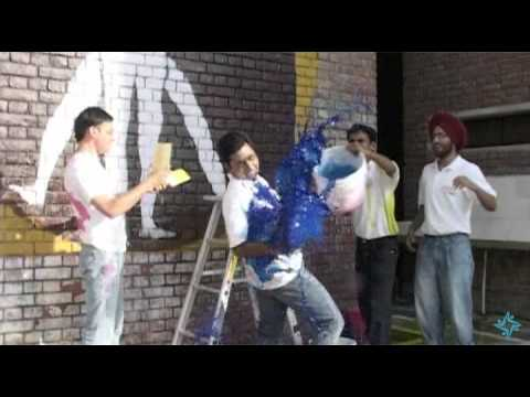 IIT Kanpur video song.