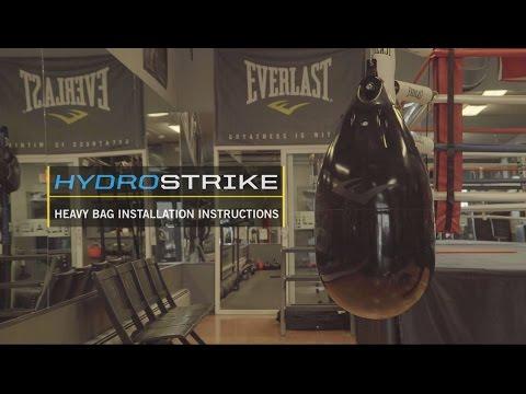 24e7096f5b Everlast HYDROSTRIKE bag - How to Fill - YouTube