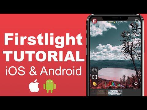 FiLMiC Firstlight Jump Start Tutorial | iOS & Android