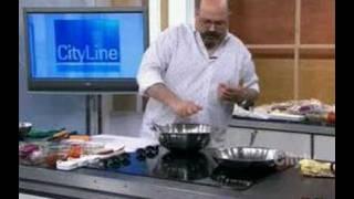 Jody's Cityline/cooking Segment Shrimp
