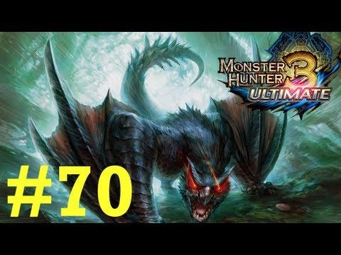 Monster Hunter 3 Ultimate - Online Quests -- Part 70: Herald of Prosperity