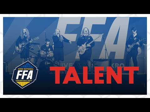 National FFA Talent Competition, Round 2 | 2019 National FFA Convention & Expo