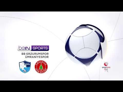 BB Erzurumspor 4 - 3 Ümraniyespor #Özet