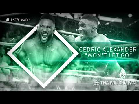 WWE Cedric Alexander 1st & NEW Theme Song
