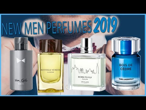 Top 4 New Men Perfumes 2019 Should Try