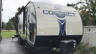 2017 Connect 281RL by KZ‐RV – Stock #17470