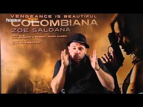 Colombiana : Rencontre avec Olivier Megaton