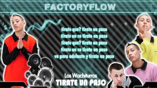 "Los Wachiturros - ""Tirate un Paso"" con Letra ★Reggaeton 2012★"