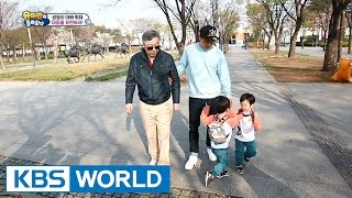 Twins' House - Sad story about dad Hwijae (Ep.129 | 2016.05.15)