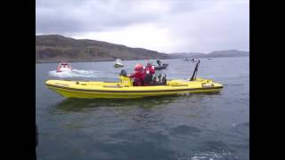 2015 BIBOA Scotland with Corryvreckan whirlpool