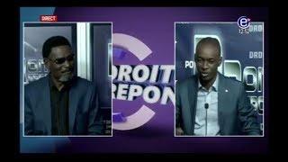 DROIT DE REPONSE DU 07 JANVIER 2018 EQUINOXE TV
