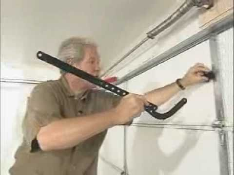 How To Install A Chamberlain Garage Door Opener Youtube
