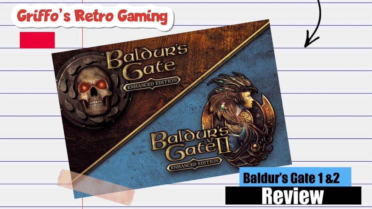 Baldur S Gate Ps4 Game Review