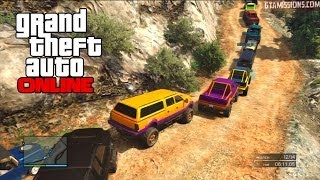 GTA V Online ps3 | NGG Event | 1/12/14 | Lenichelle's 4x4 Course! - BJ's PoV(This event was hosted on http://www.nextgengta.com Join the forum if you'd like to play with us! This video was recorded/edited by NGG member gtamissions., 2014-01-18T14:11:12.000Z)