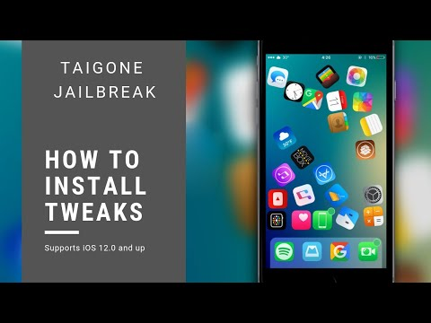 How to Install Tweaks on iOS 12 - 12 2