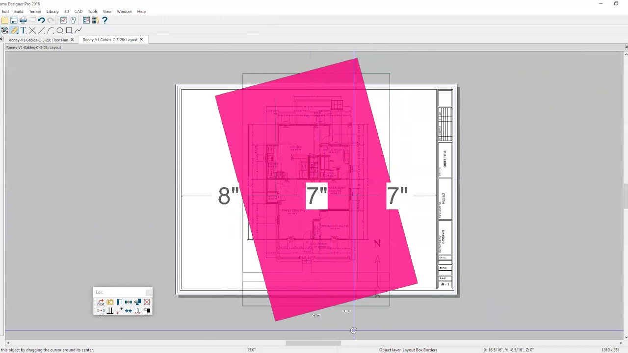 Printing To Pdf In Home Designer Pro Or Chief