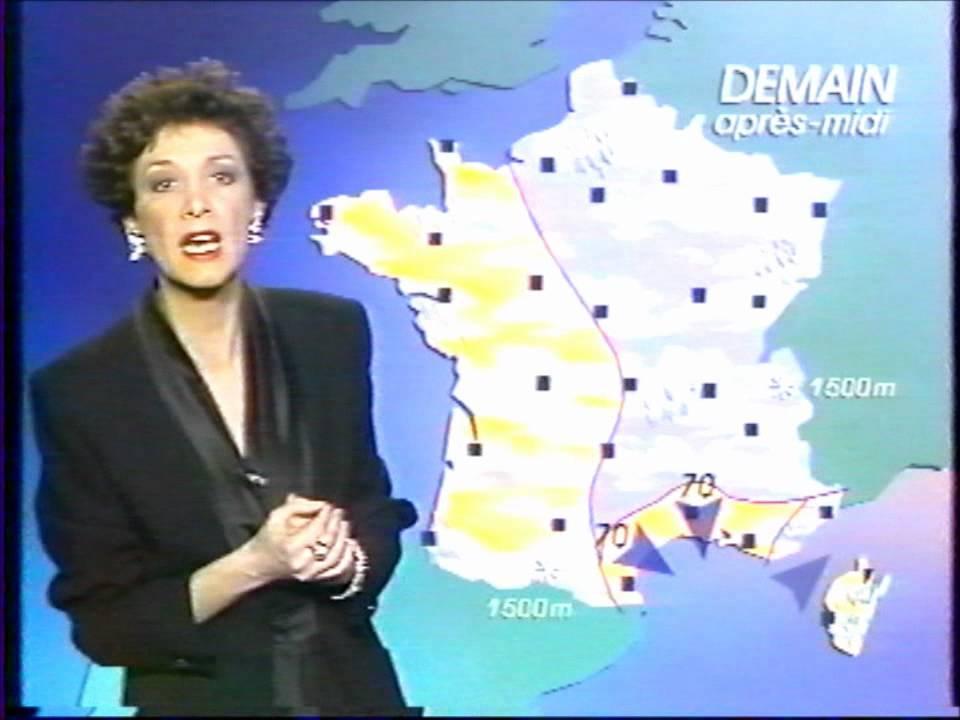 Catherine Laborde - Météo - YouTube