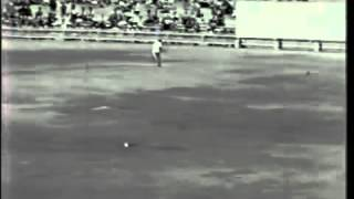 RARE  Sir Len Hutton 156  vs Australia 4th test 1950 51