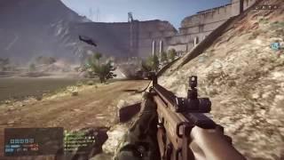 元自衛官が一般隊員の装備を追従してBF4をするとクソゲになる thumbnail