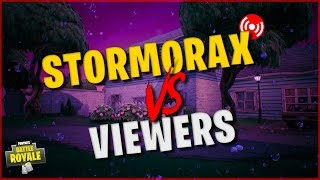 Viewers VS Stormorax - 1v1 Build Fight Playground Compilation #2