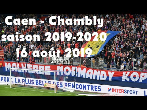 Ambiance Caen - Chambly 2019-2020