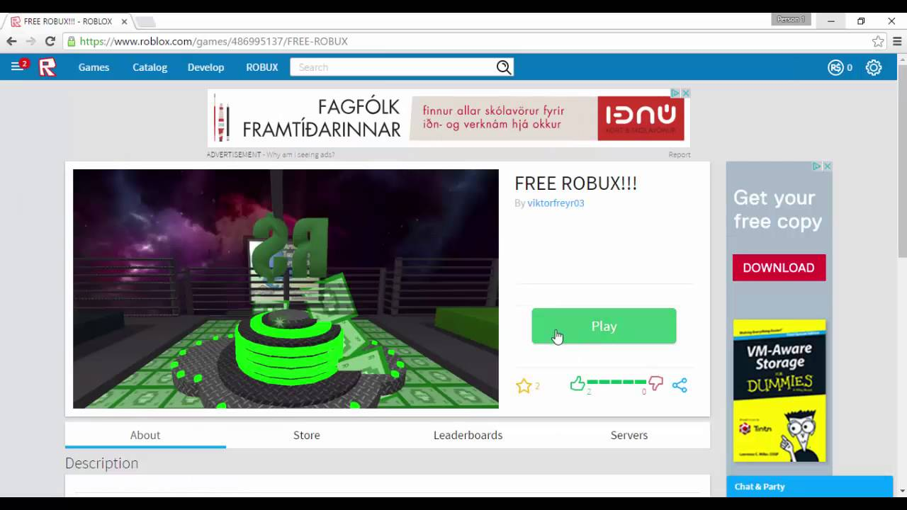 How To Get Free Robux 2016 | StrucidCodes.com