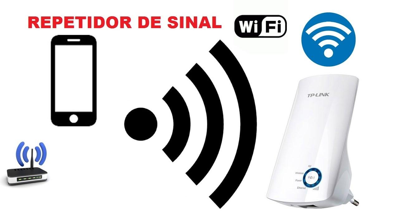 Repetidor de sinal wi fi wifi repeater youtube - Repetidor de wifi ...