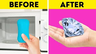 TOP 20 HOT LIFE HACKS WITH YOUR MICROWAVE || 5-Minute Recipes For Fun!