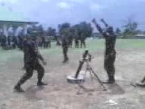 marlon ambrocio dry firing mortar 82mm