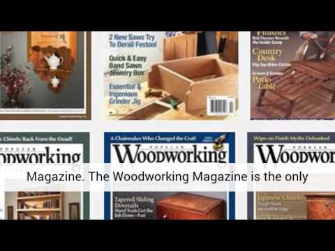 A Review Of Woodworking Magazines For Beginners Youtube