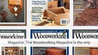 A Review of Woodworking Magazines For Beginners