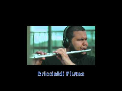 "<span class=""title"">Michel Samuel for Briccialdi Flutes</span>"