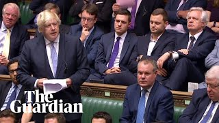 Boris Johnson's resignation speech: 'It is not too late to save Brexit'