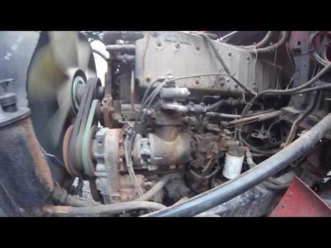 Engine, Cummins BCIV, 365 HP, Good Runner, Stock #1A1E48329