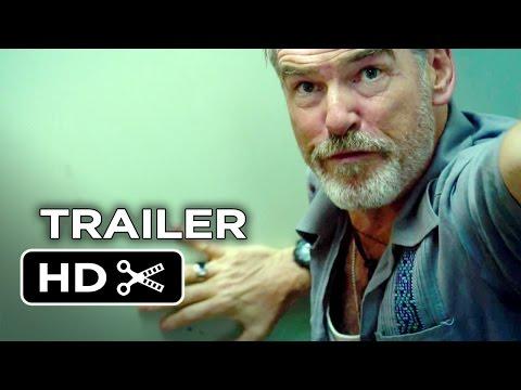 No Escape TRAILER 2 (2015) - Owen Wilson, Pierce Brosnan Thriller HD