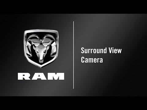 Surround View Camera | How To | 2020 Ram 1500 DT