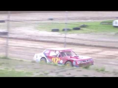 Marion Center Speedway 6/18/16 Pure Stock Heat