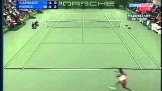 Mary Pierce vs Jennifer Capriati Filderstadt 2003