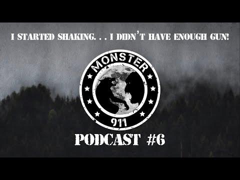 "Dogman Sasquatch Oklahoma Encounters, Episode 6--""I Started Shaking...I Didn't Have Enough Gun!"""