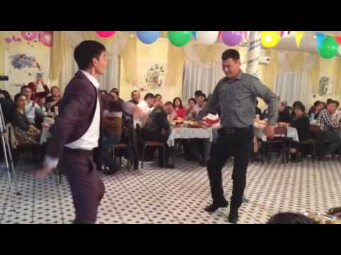 Уйгурский танец