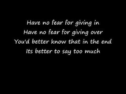 Say John Mayer Lyrics