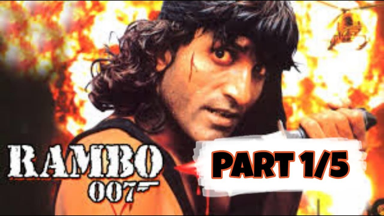 Download Rambo Full Movie Part1/5 (Sikander Saman) Pakistani Comedy Movie Spoof |HA Network Official|