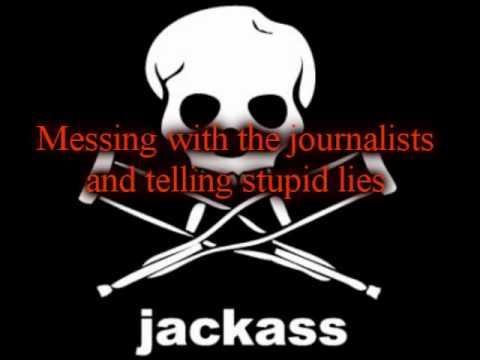 jackass 3D - memories by weezer feat.jackass crew ( with lyrics )
