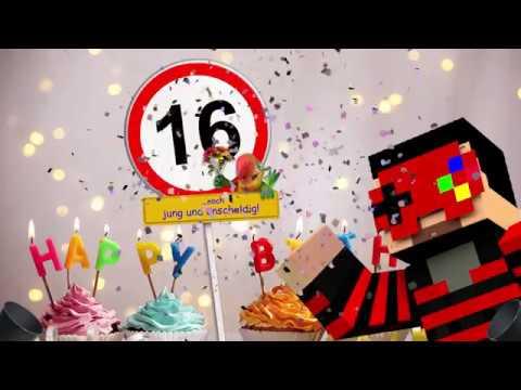 16ter Geburtstag