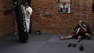 Alejandro Navarro: Karate in Mad Max Dojo