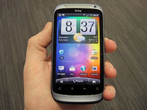 HTC Desire S Hard Reset, Format Code solution